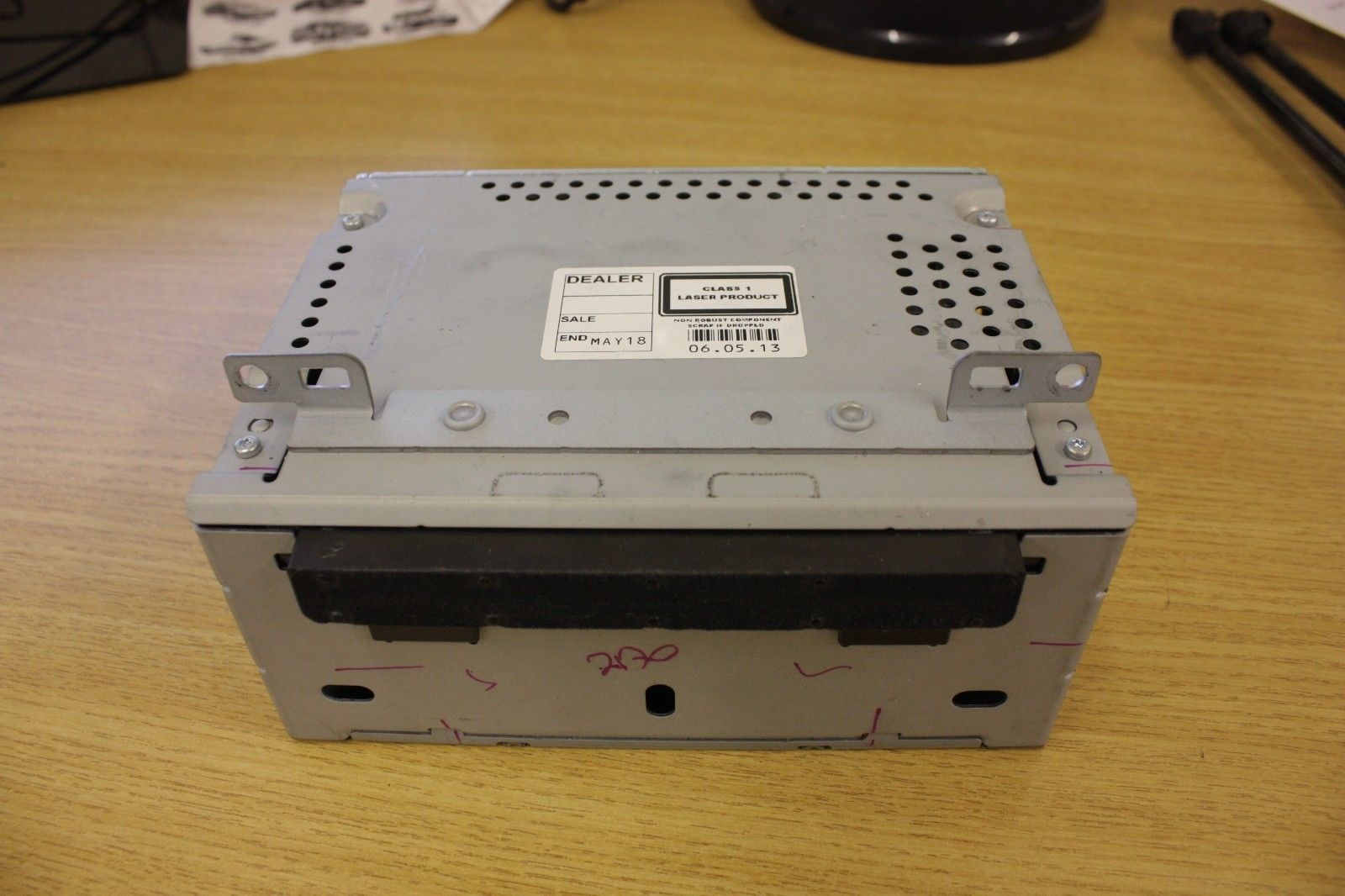 Genuine Ford Focus Mk4 Complete Cd Player Radio With Code 1857127 2012 Codes 2014